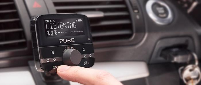 音频指纹技术在车载娱乐系统中的应用