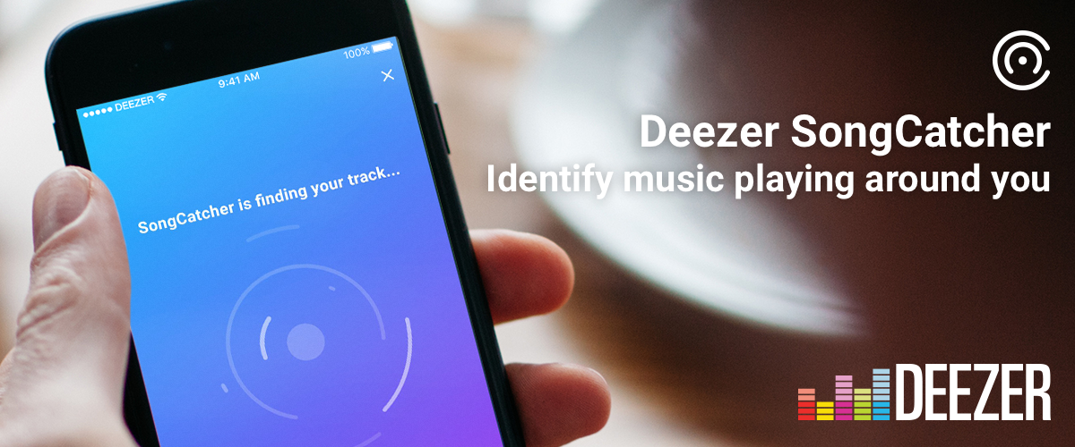 Deezer与ACRCloud合作上线听歌识曲功能SongCatcher
